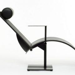 Chaise longue, collection « Pi », Martin Szekely (né en 1956), France, 1982