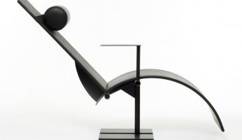 Chaise longue, collection « Pi », Martin Szekely (né en 1956), France, 1982