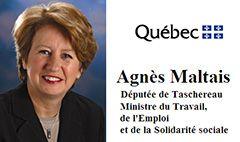 Agnes Maltais