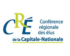 Conférence régionale des élus de la Capitale-Nationale