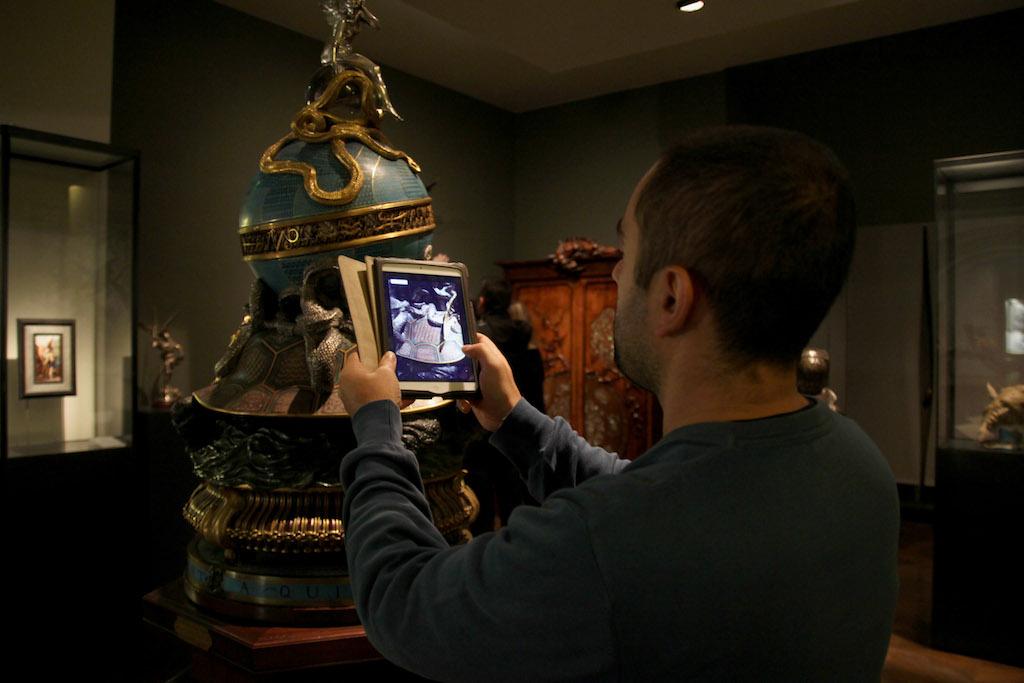 Projet En quête d'archives au Musée des arts décoratifs