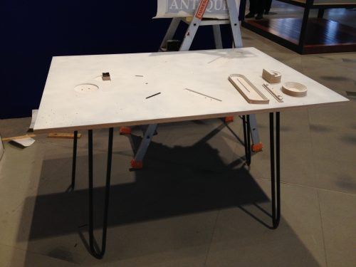 Table maquettes