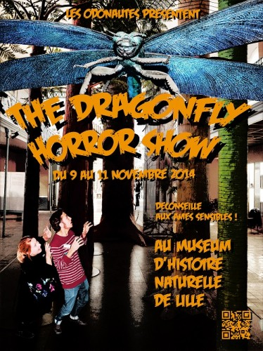 dragonfly-horror-show affiche leger