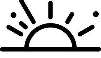 Le logo symbolise l'initiation aux sciences par l'étonnement et l'émerbeillementes par la beauté, l'étonnement